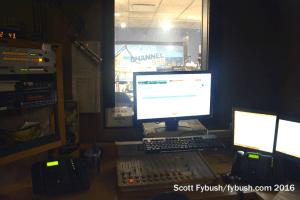 WKQI control room