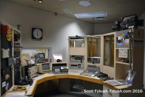 Old WKBD control room