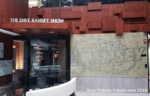 Dave Ramsey lobby
