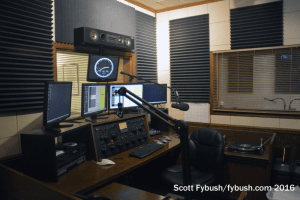 The WNAH studio