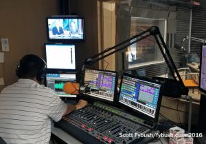 WPRT control room