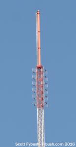 WTVF antennas