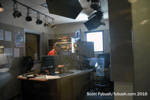 WWTN control room