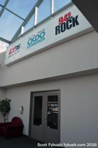 Durham Radio lobby