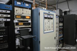 CKGE transmitter
