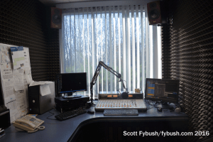WQFX studio