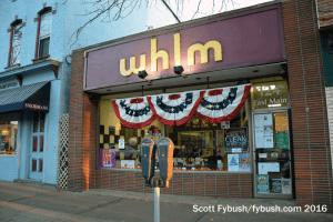 WHLM's building