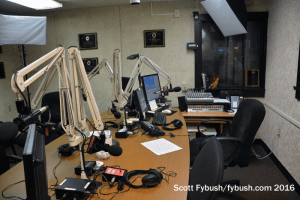 WKOK talk studio