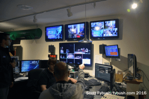 WMFD control room