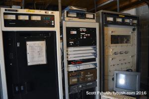 WRSC's transmitters