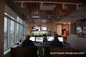 CKGL newsroom