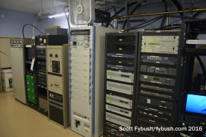 Neuhoff transmitter room