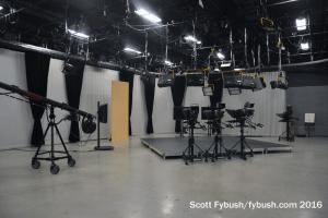 WCNY TV studio