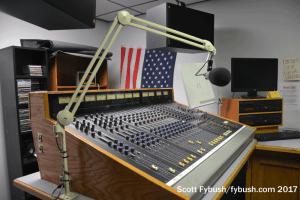 WSFL production room
