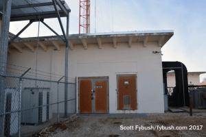 KVNO's back building