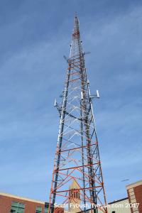 Old KYNE tower