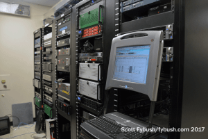 Scripps radio racks