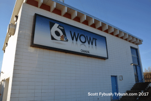 WOWT's building