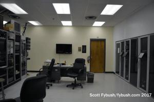 WOWT transmitter room