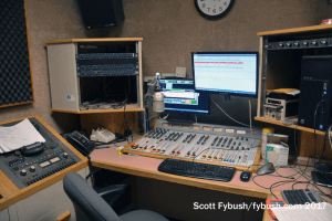WDHA production room