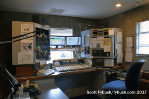 WRNJ upstairs studio