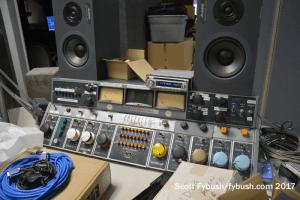 Vintage control board