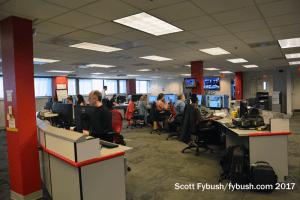 WTNH newsroom