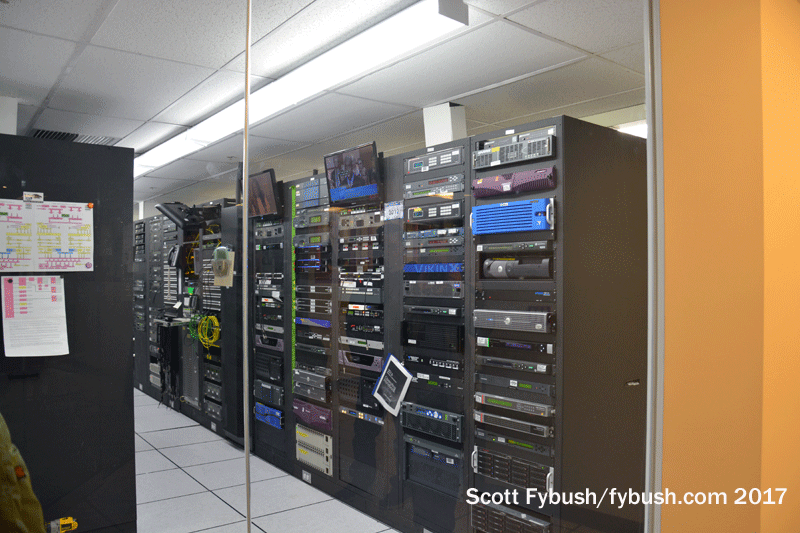 WTNH rack room