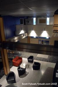 Entercom lobby