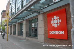 CBC's streetfront windows