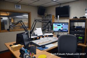 KRVN-FM studio
