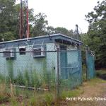 WLNG transmitter shack