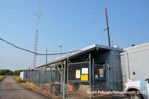 KOA transmitter building