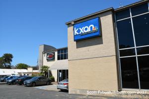 KXAN's building