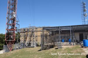 KXAN transmitter building