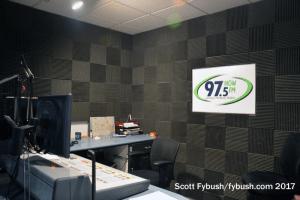 WJIM-FM studio