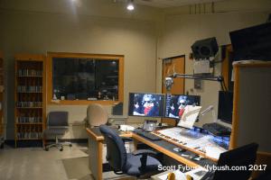WKAR-FM music studio