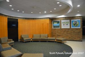 WKAR lobby