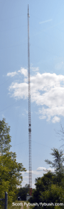 WLNS tower