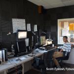 WVFN 730 control room