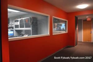 WUCS/WHCN studios