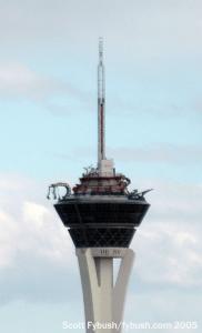The Strat in 2005