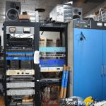 Old 102.5 transmitter