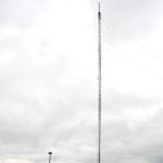WHIZ-TV tower