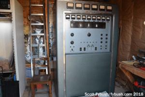 WYLF's old transmitter