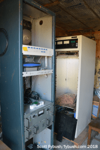 WYLF's main transmitter