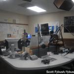 WEEU control room