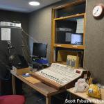 WUSP production studio