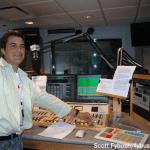 WILV's studio, 2008