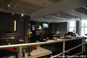 2012: newsroom